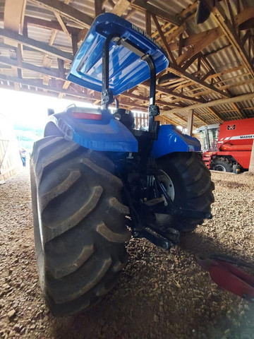 Trator | New Holland | T6-130 - Foto 3