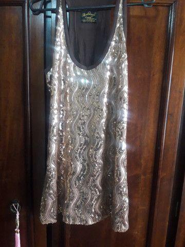 Vestido de paetês - Foto 2