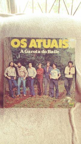 LP Os Atuais - A Garota do Baile
