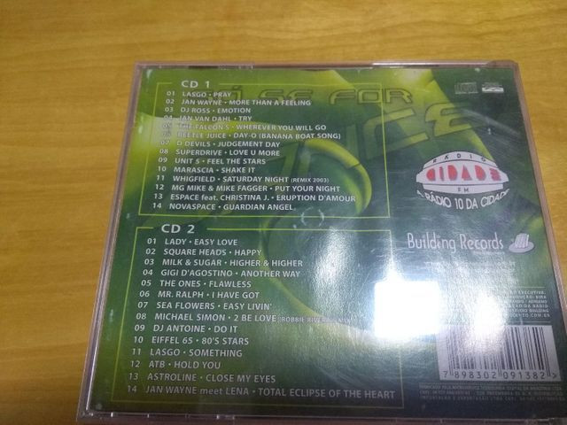 CD só se for dance vol 9 original - Foto 3