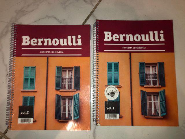Livros usados Bernoulli (promoção)