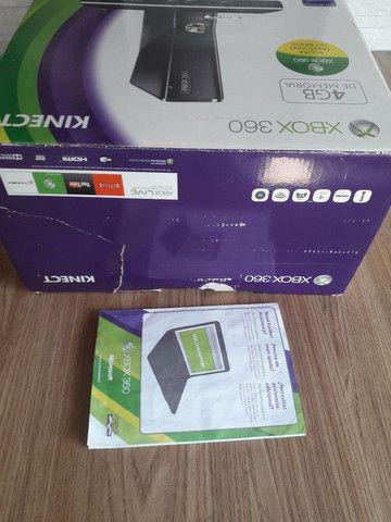 Caixa de Xbox 360 usada - Foto 3