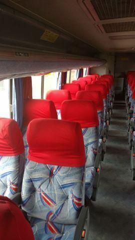 Ônibus Volkswagen 17.260 LO 4x2 - Busscar Vissta Buss HI 46 Passageiros - Foto 7