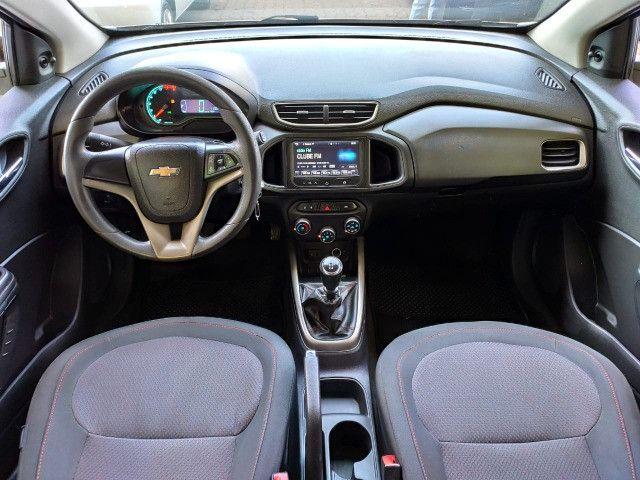 Chevrolet Onix 1.4 LT 2016 impecável único dono! - Foto 8