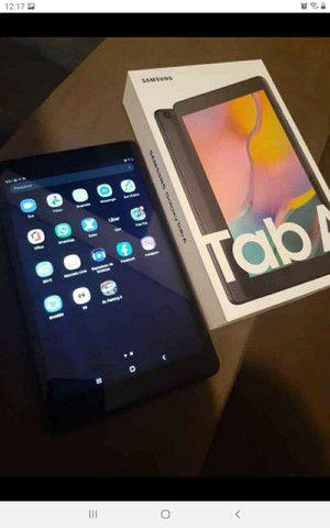 Tablet Samsung A 32Gb Android 8.0 um mês de uso  - Foto 5