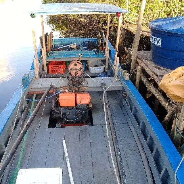 Barco de pesca camarao - Foto 4