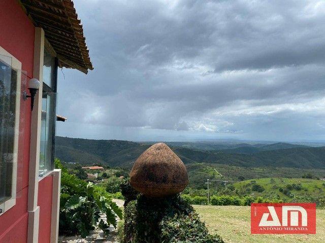 Casa com 5 dormitórios à venda, 390 m² por R$ 1.300.000,00 - Alpes Suiços - Gravatá/PE - Foto 2