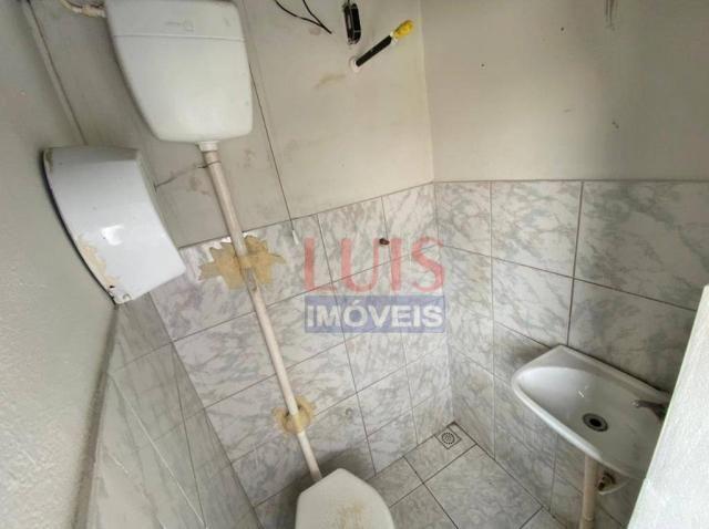 Kitnet com 1 dormitório para alugar, 28m² por R$850/mês - Piratininga - Niterói/RJ - KN001 - Foto 3