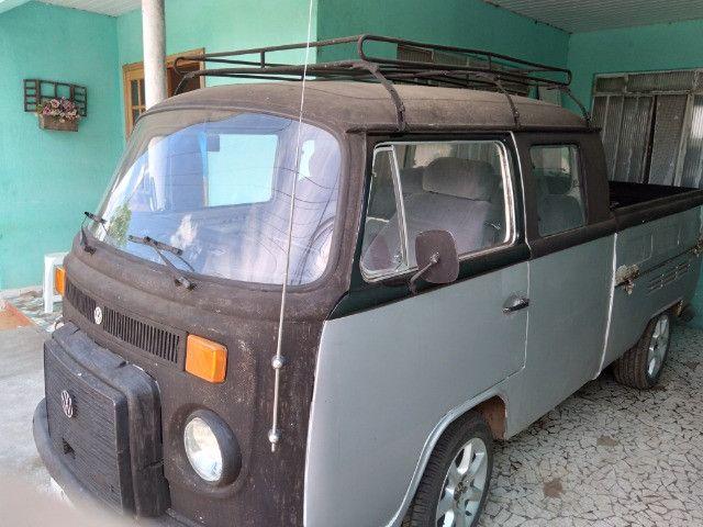 Kombi cabine dupla - Foto 2