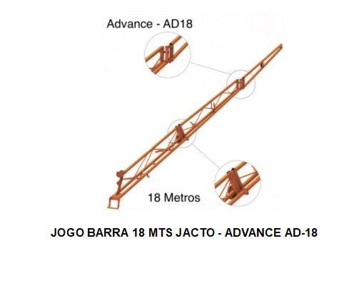 Jogo Barra para Pulverização Jacto - Foto 6