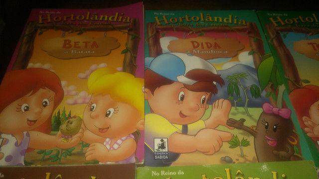 Coleção Hortolândia e 03 Frutolandia - Foto 6