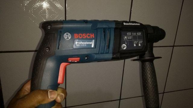 Vende-se Martelete Bosch 110volts - Foto 4