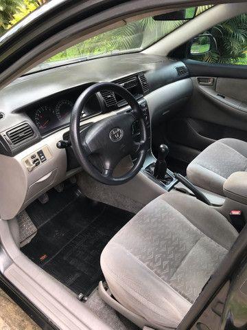 Toyota Corolla XEI 1.8 2004 (GNV 5ª geração) - Foto 6