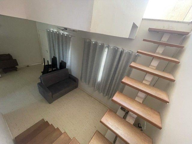 Casa duplex mobiliado vista para o mar troco por Veiculos  - Foto 5