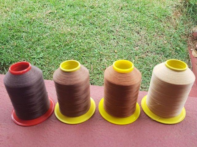 Linha para Costura Linhanyl 40 e 60 barato - Foto 3