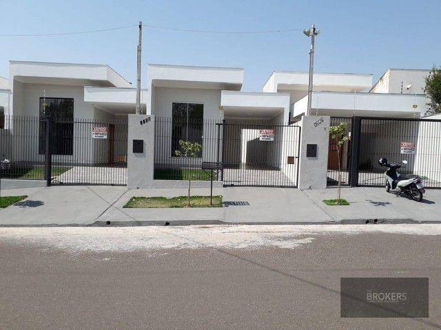 Casa com 2 dormitórios à venda, - Jardim Ouro Branco - Paranavaí/PR