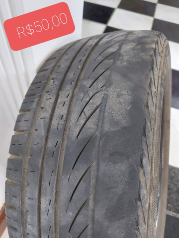 Pneu roda aro 15 promoção perfil 60 - Foto 3