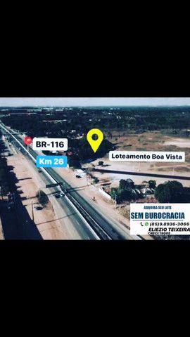 Melhor loteamento da região, com infraestrutura completo! - Foto 14