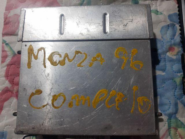 Módulo de injeção Monza- Kadett - Ipanema 2.0 162028029 - Foto 3