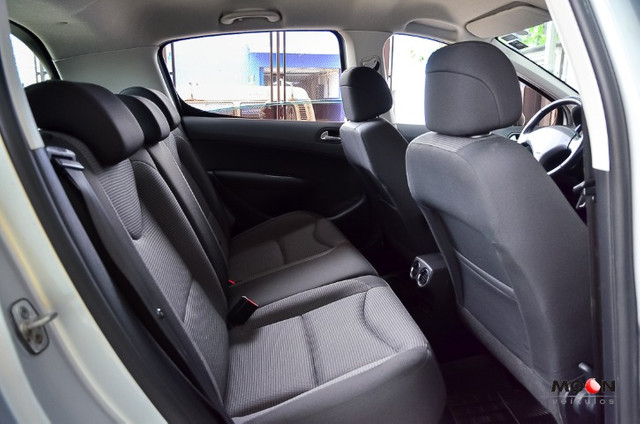 Peugeot 308 Allure 1.6 Mec. em ótimo estado revisado!! - Foto 12