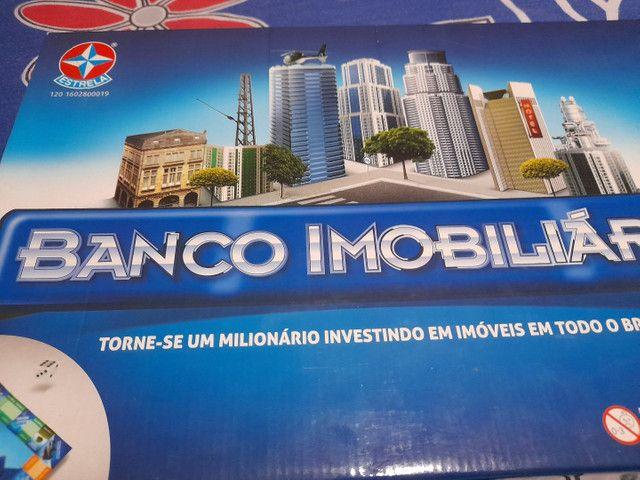 Banco imobiliário de nota