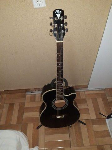 Vendo violão profissional PHX-188EQ