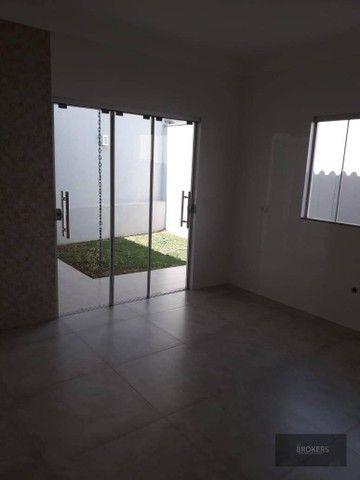 Casa com 2 dormitórios à venda, - Jardim Ouro Branco - Paranavaí/PR - Foto 9