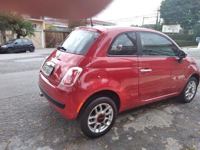 Fiat 500 cult 1.4 completo - Foto 7