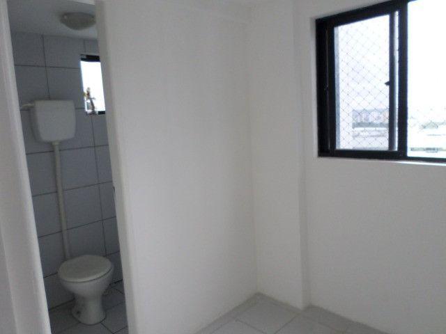 AL16 Apartamento 3 Quartos, 2 Suítes+Dependência, Varanda, 4 Wc, 2 Vagas, 100m² Boa Viagem - Foto 8