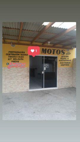 Oficina de Motos ...barbada para você que sonha em ter seu próprio negócio