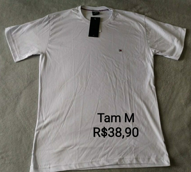 Camisetas Novas - Foto 6