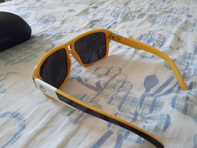 Óculos Original Sun Sam Com UV Novo Zero - Foto 2