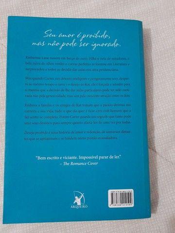 Livro Desejo Proibido  - Foto 2