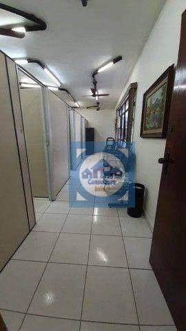 Sala para alugar, 46 m² por R$ 1.600,00/mês - Encruzilhada - Santos/SP
