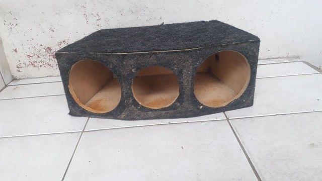 Box para trio cone curto.  - Foto 2