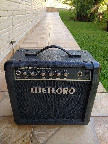 Amplificador guitarra Meteoro 15