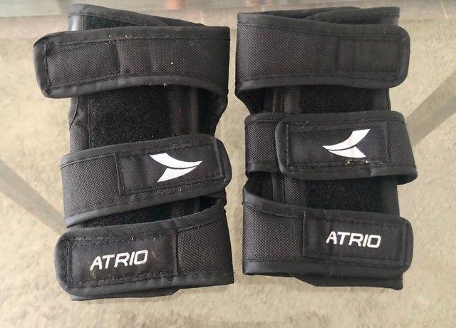 Kit proteção ajustável por 100.00 reais  - Foto 4