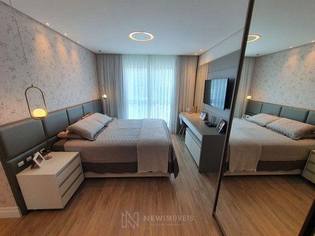 Apartamento novo 3 suítes 2 vagas em Balneário Camboriú - Foto 8