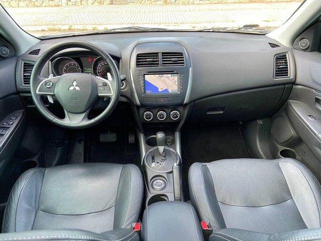 Mitsubishi ASX 2.0 AWD CVT - Foto 8
