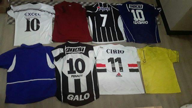 Camisas de futebol  - Foto 2