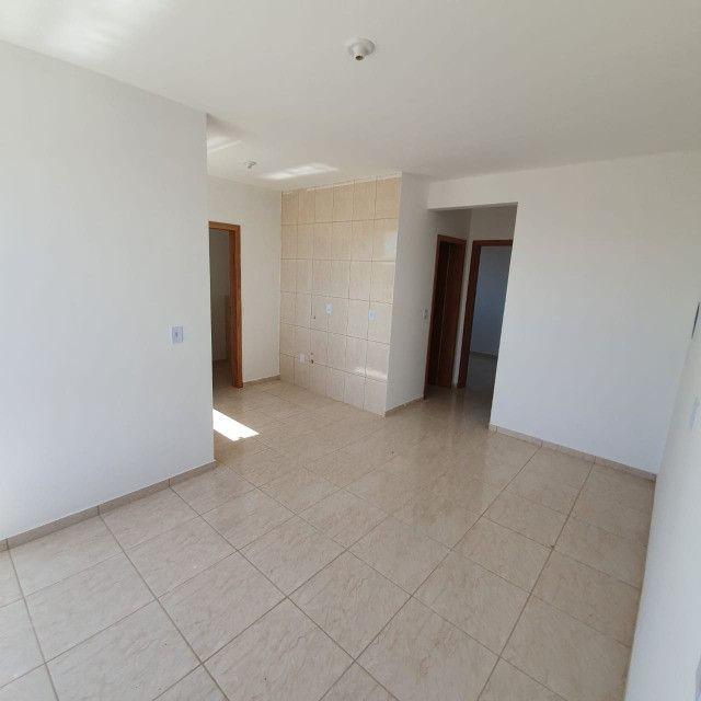 Apartamento novo 2º andar 2 quartos perto da praia em Barra Velha - Foto 9