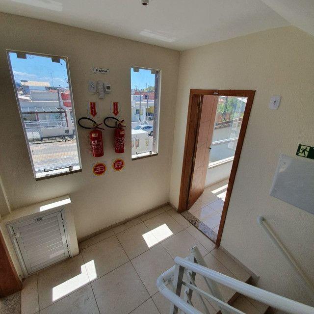Apartamento novo 2º andar 2 quartos perto da praia em Barra Velha - Foto 14