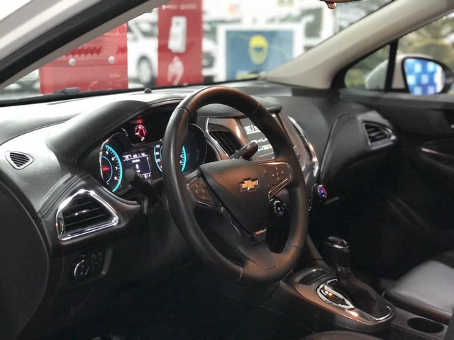 Chevrolet Cruze Sedan LT 1.4T - 27 mil km!!! - Foto 11
