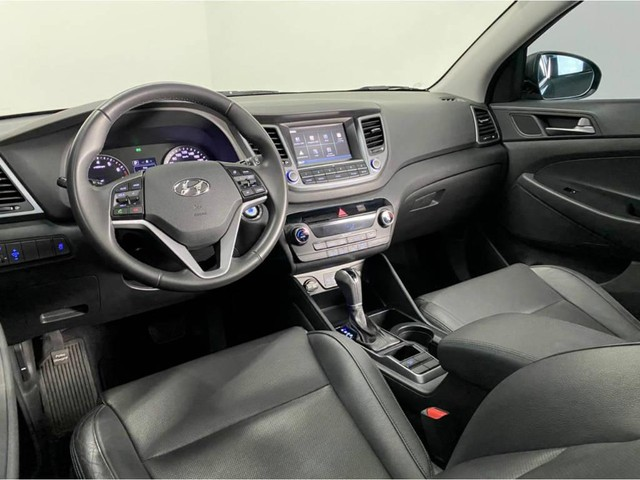 Hyundai Tucson 1.6 Turbo GLS - Foto 11