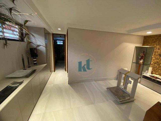 Casa com 4 dormitórios à venda, 538 m² por R$ 3.500.000,00 - Portal do Sol - João Pessoa/P - Foto 19
