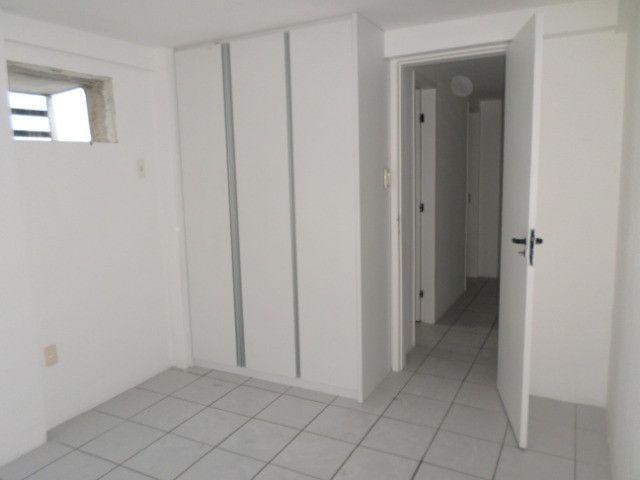 AL16 Apartamento 3 Quartos, 2 Suítes+Dependência, Varanda, 4 Wc, 2 Vagas, 100m² Boa Viagem - Foto 5