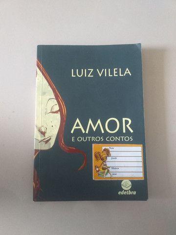 Livro Amor e Outros Contos