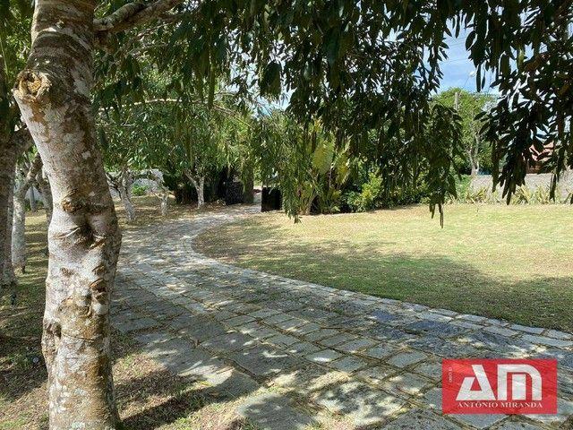 Casa com 5 dormitórios à venda, 390 m² por R$ 1.300.000,00 - Alpes Suiços - Gravatá/PE - Foto 5