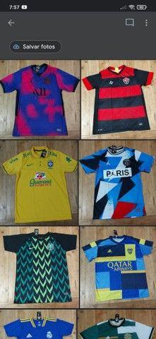 ATACADO de Camisas de time priminha linha - Foto 2