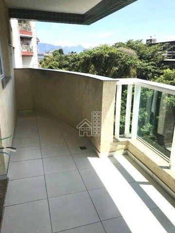 Apartamento com 3 dormitórios à venda, 130 m² por R$ 748.000,00 - Ingá - Niterói/RJ - Foto 2
